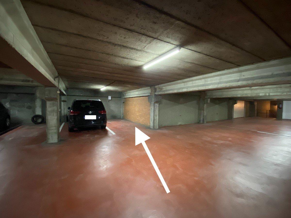 Staanplaats in garagecomplex op toplocatie!